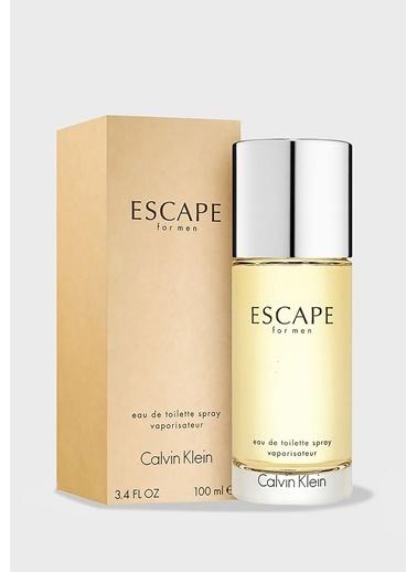 Calvin Klein Escape Edt 100 Ml Erkek Parfüm Renksiz